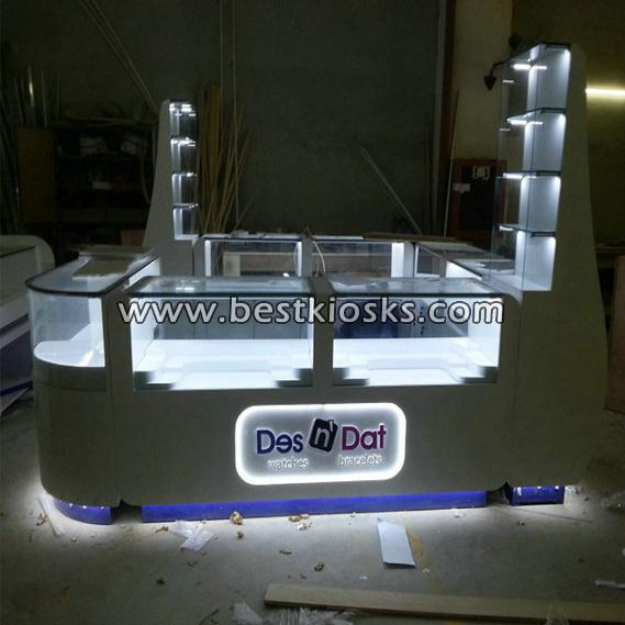 Factory direct sale cell phone kiosk