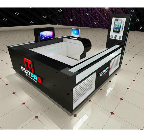 China manufacturer cellphone accessories kiosk phone repair kiosk